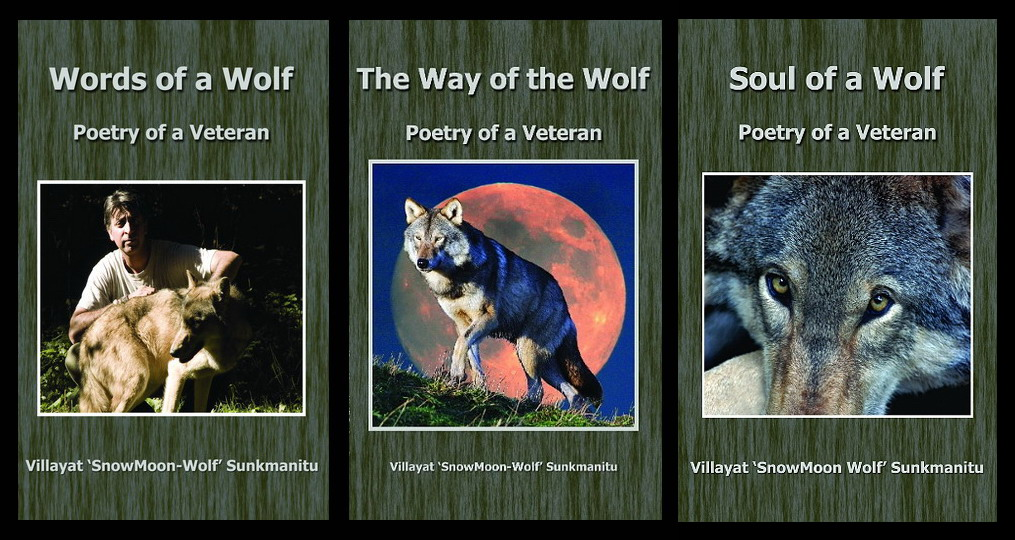 Special offer - Words of a Wolf -The Way of the Wolf - Soul of a Wolf.jpg
